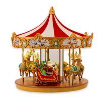 Mr. Christmas Very Merry Musical Carousel