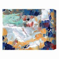 Aga Abstract 16-Inch x 20-Inch Canvas Wall Art