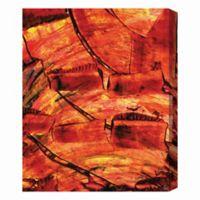 Redness Darkness 16-Inch x 20-Inch Canvas Wall Art