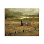 Old Barn 20-Inch x 24-Inch Wood Wall Art