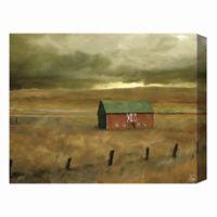 Old Barn 16-Inch x 20-Inch Canvas Wall Art