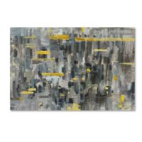 Danhui Nai's Reflections Square 14-Inch x 14-Inch Canvas Wall Art