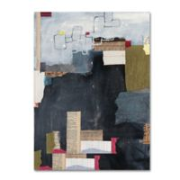 Courtney Prahl Block Abstract II v2 24-Inch x 32-Inch Canvas Wall Art