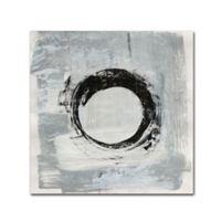Melissa Averinos's Zen Circle I Crop 35-Inch Square Canvas Wall Art