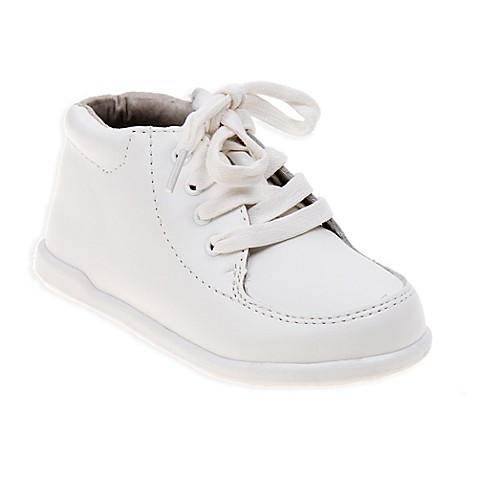 Josmo Shoes Smart Step Wide Width Walking Shoe in White