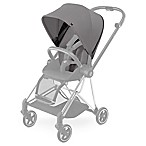 CYBEX Platinum MIOS Color Pack Comfort Inlay Kit in Manhattan Grey