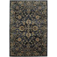 Providence Bickford 9-Foot 6-Inch x 12-Foot 9-Inch Area Rug in Blue Slate