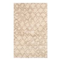 Couristan® Bromley Pinnacle 3-Foot 11-Inch x 5-Foot 6-Inch Area Rug in Ivory/Camel