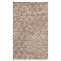 Couristan® Bromley Pinnacle 5-Foot 3-Inch x 7-Foot 6-Inch Area Rug in Camel/Ivory