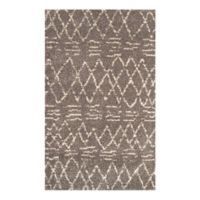 Couristan® Bromley Diamondback 3-Foot 11-Inch x 5-Foot 6-Inch Area Rug in Ivory