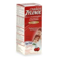 Tylenol® 4 oz. Childrens Oral Suspension in Cherry