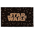 Star Wars™ Logo 17-Inch x 29-Inch Door Mat