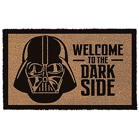 Star Wars Quot Welcome To The Dark Side Quot 17 Inch X 29 Inch