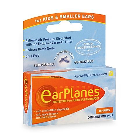Earplanes 174 Flight Ear Protection Plugs For Children