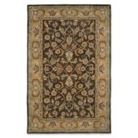 Kaleen Mystic William 9-Foot 6-Inch x 13-Foot Area Rug in Chocolate