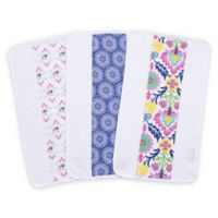 Trend Lab® Waverly Baby Santa Maria 3-Pack Jumbo Burp Cloth Set