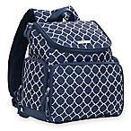Bananafish Madison Breast Pump Back Pack in Navy