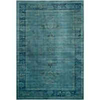 Safavieh Vintage Palace 10-Foot x 14-Foot Area Rug in Turquoise