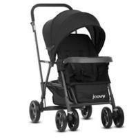 Joovy® Caboose Graphite Stand-On Tandem Stroller in Black