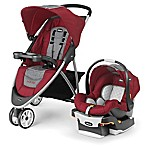 Chicco® Viaro Travel System in Cranberry