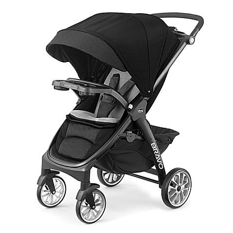 Chicco 174 2017 Bravo Le Stroller In Terazza Black Grey