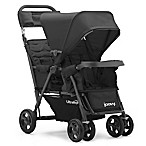 Joovy® Caboose Too Ultralight Graphite Stand-On Tandem Stroller in Black