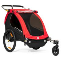 Burley Honey Bee™ Bike Trailer in Red