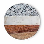 Thirstystone Round Sheesham  Coaster (Set of 4)