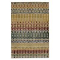 Savannah Columbia 5-foot 3-Inch x 7-Foot 10-Inch Multicolor Area Rug