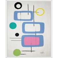 "PTM Images ""Delight III"" 22-Inch x 28-Inch Canvas Wall Art"
