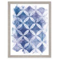 "PTM Images ""Shibori I"" 19.5-Inch x 25.5-Inch Print Wall Art"