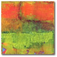 Courtside Market 16-Inch Square Hifi Abstract IV Canvas Wall Art