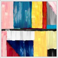 """PTM Images """"Sweetness"""" 28-Inch x 28-Inch Canvas Wall Art"""