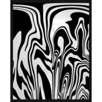 "PTM Images ""Black & White II"" 22-Inch x 28-Inch Canvas Wall Art"