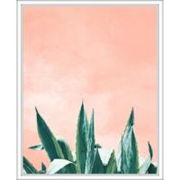 Agave Pastel View 18-Inch x 22-Inch Wall Art
