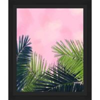 PTM Images Peeking Fronds 14.5-Inch x 18.5-Inch Print Wall Art