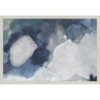 Isolation 30-Inch x 20-Inch Framed Wall Art