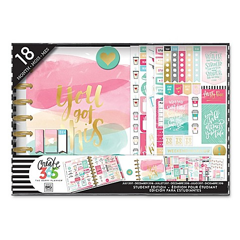 The Happy Planner® 18-Month \