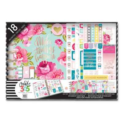 "The Happy Planner® 18-Month ""Make Things Happen"" Calendar"