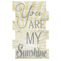 "Courtside Market ""My Sunshine"" Wall Decal"
