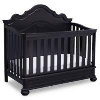 Simmons Kids® Peyton 4-in-1 Convertible Crib N More in Ebony