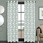 Ryder 84-Inch Grommet Window Curtain Panel in Spa