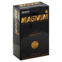 Trojan® Magnum 12-Count Large Premium Latex Lubricated Condoms
