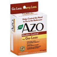 Azo Bladder Control™ with Go-Less® 54-Count Dietary Supplement Capsules
