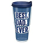 Tervis®  Best Dad Ever  24 oz. Wrap Tumbler with Lid