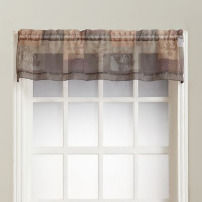 Perfect Buy Green Valances from Bed Bath & Beyond MH94
