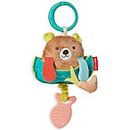 SKIP*HOP® Camping Cubs Jitter Bear Teething Toy