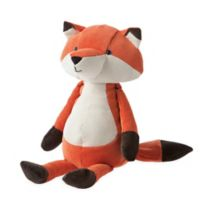 Manhattan Toy® Folksy Foresters Fox Plush Toy