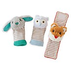 Manhattan Toy® Woodland Babies Foot Finders & Rattle