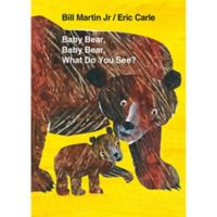 """""""Baby Bear, Baby Bear, What Do You See?"""" Board Book by Eric Carle"""